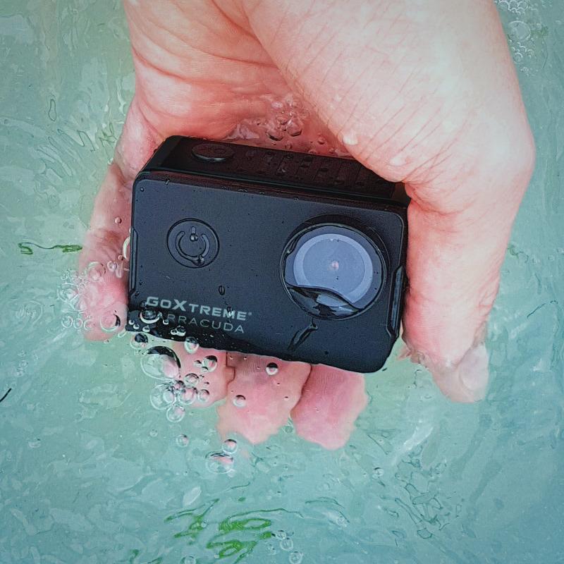 GoXtreme Barracuda 4K Action kamera