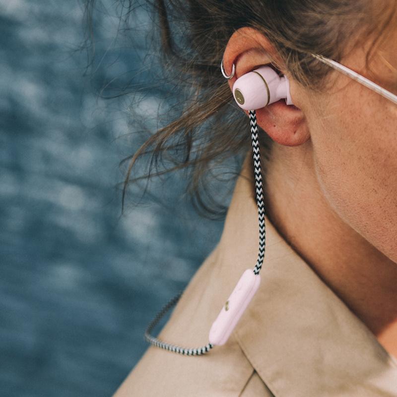 Kreafunk aVIBE In-Ear Høretelefon - valgfri farve