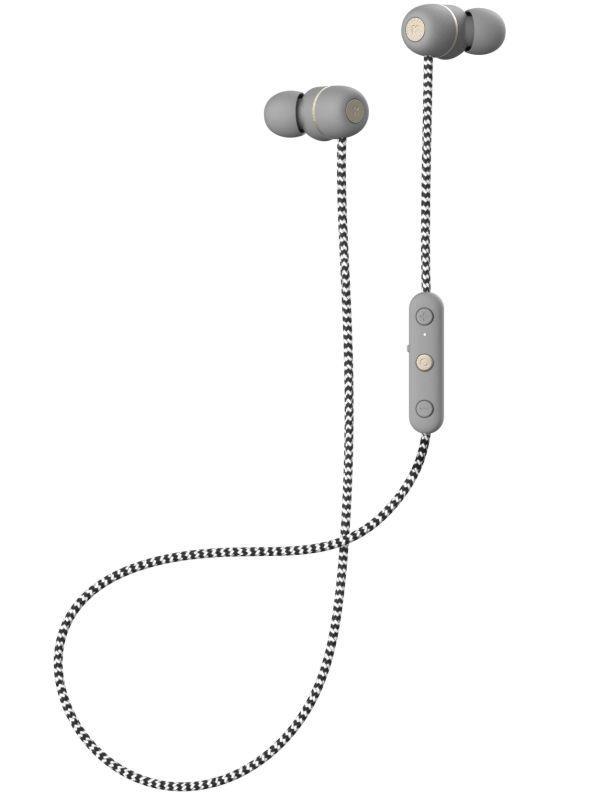 Kreafunk aVIBE In-Ear Høretelefon - valgfri farve Cool grey-54