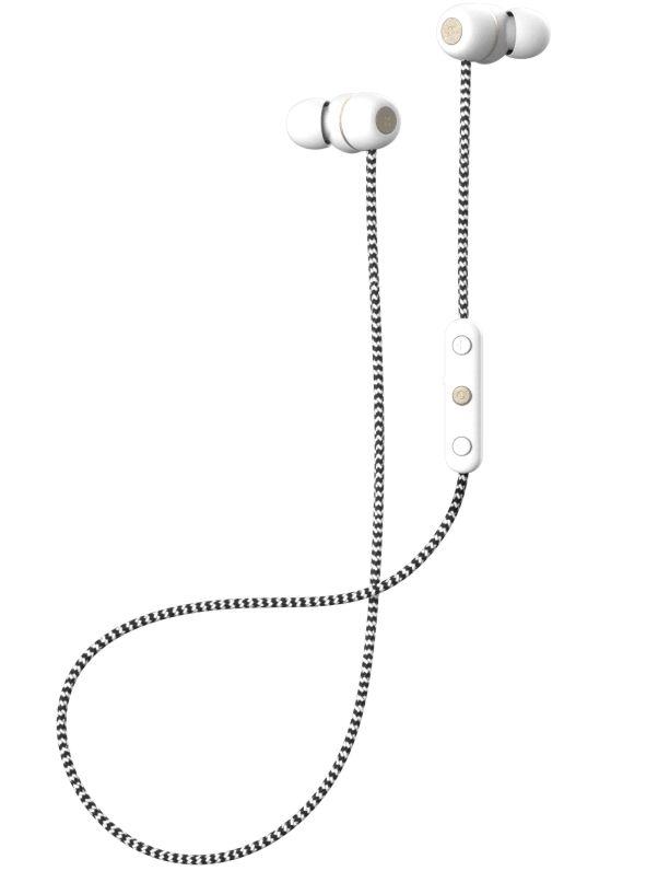 Kreafunk aVIBE In-Ear Høretelefon - valgfri farve White-51