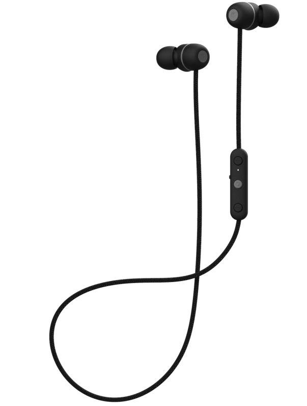 Kreafunk aVIBE In-Ear Høretelefon - valgfri farve Black Edition-50