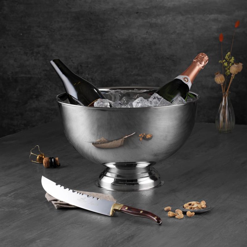 Sabatier Champagnesabel og Champagnebowle