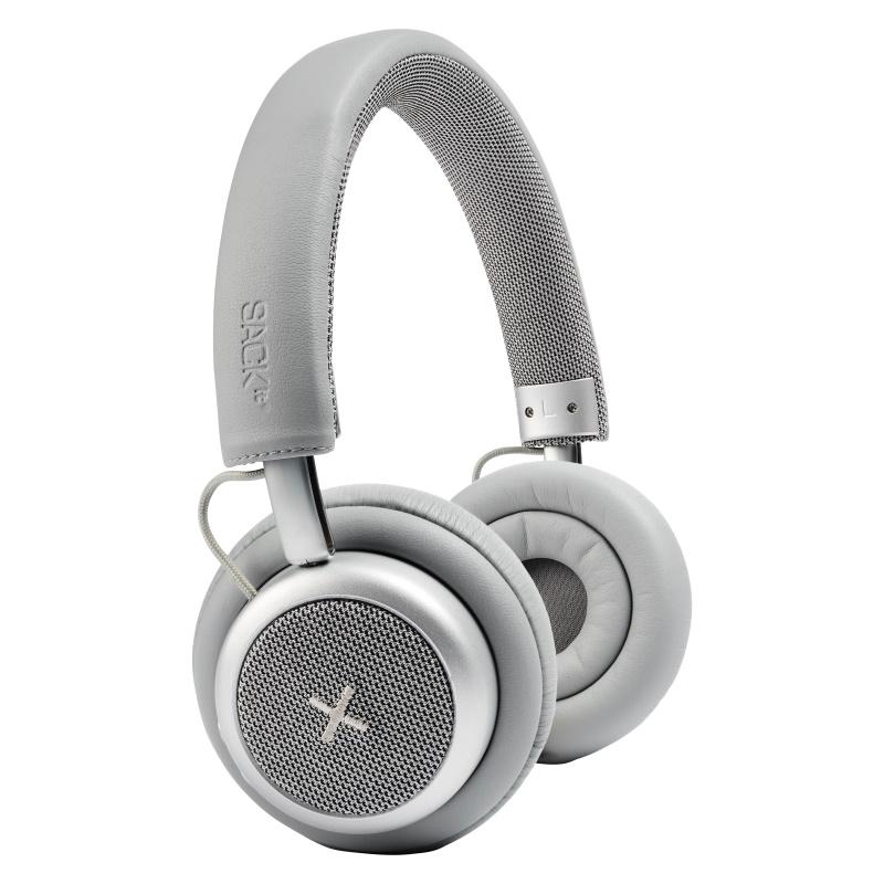 SACKit - TOUCHit Over-Ear Høretelefoner Sølv - 70021
