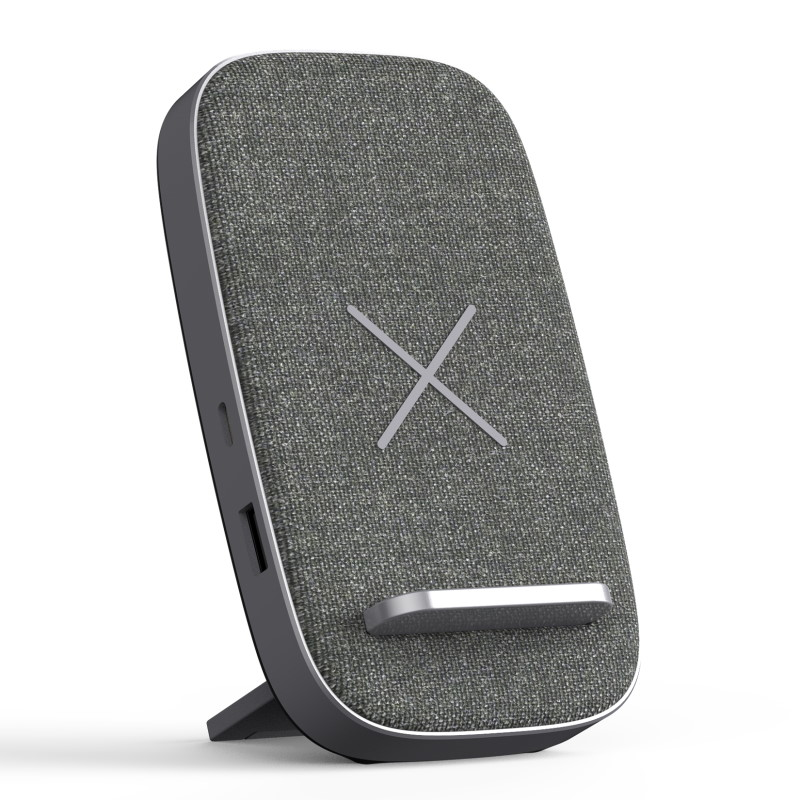 SACKit - CHARGEit Stand Grå - 60440