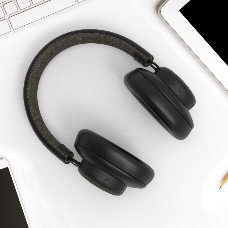 SACKit - TOUCHit Over-Ear Høretelefoner