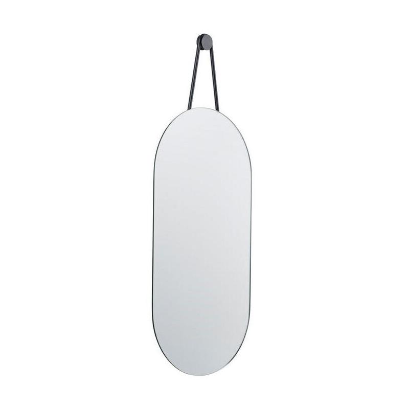 Zone - Vægspejl Sort - 332068