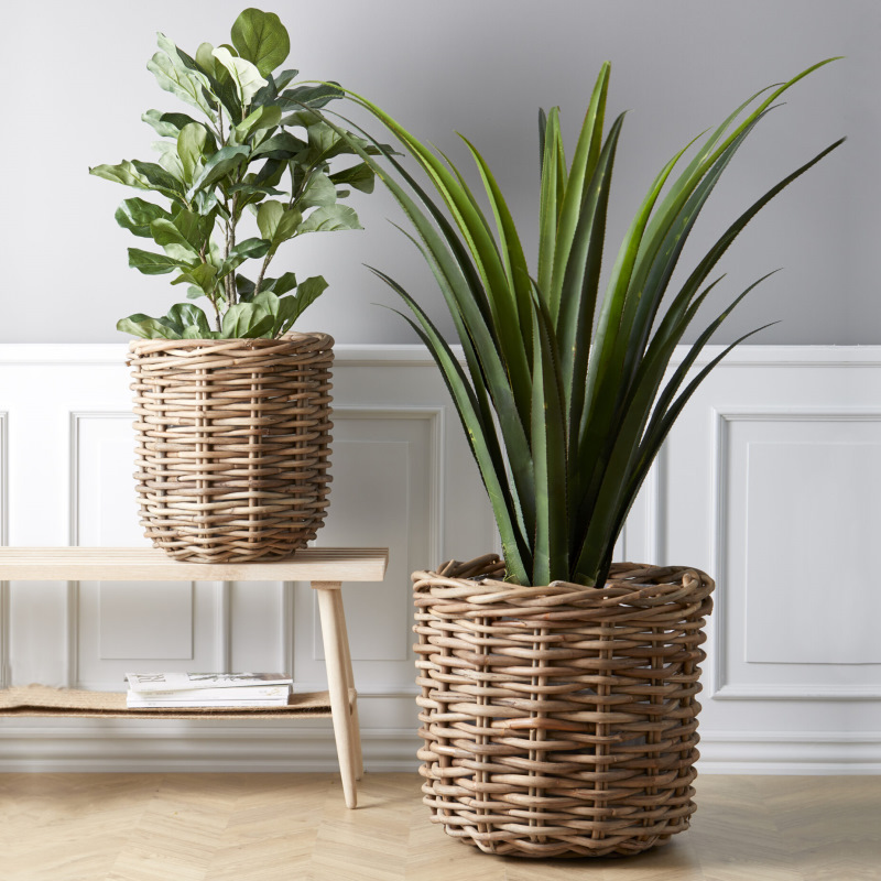 Villa Collection - Planteskjulere i Rattan