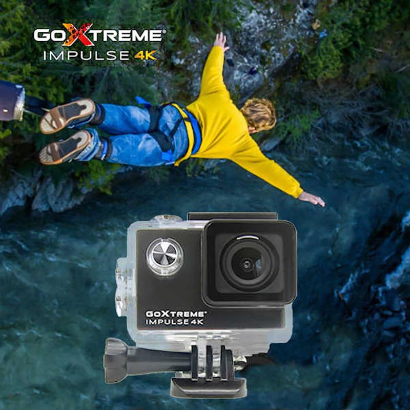 GoXtreme - Impuls 4K Action Kamera