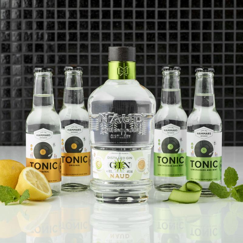 Bon Coca - Gin & Tonic