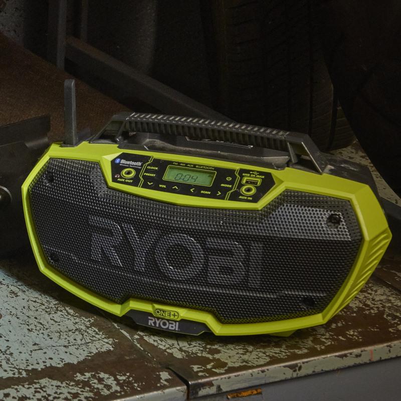Ryobi - Bluetooth® Arbejdsradio