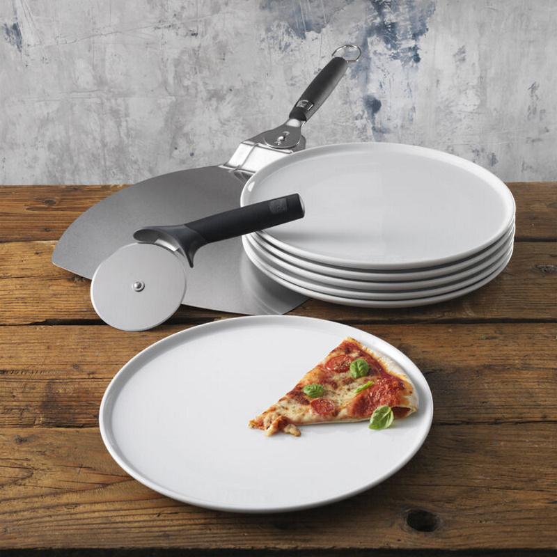 Weber - Tallerkner & Pizzagrej
