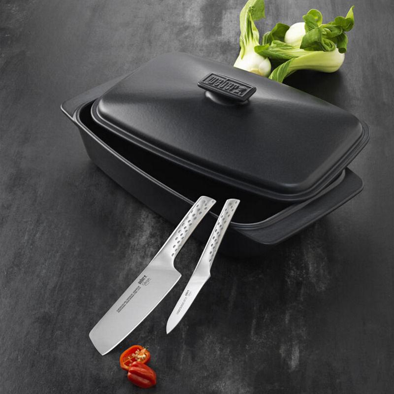 Weber - Stegeso & Knive
