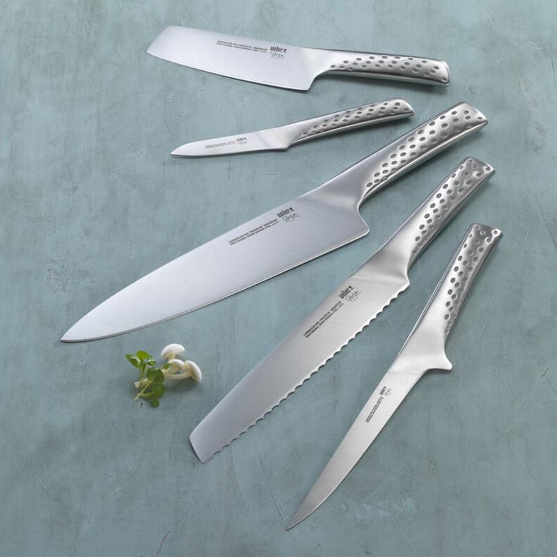 Weber - Ultimative Knivsæt