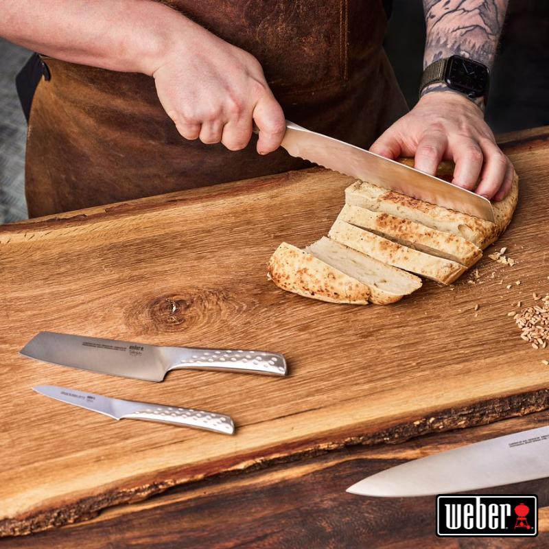 Weber - Essentiels Knivsæt