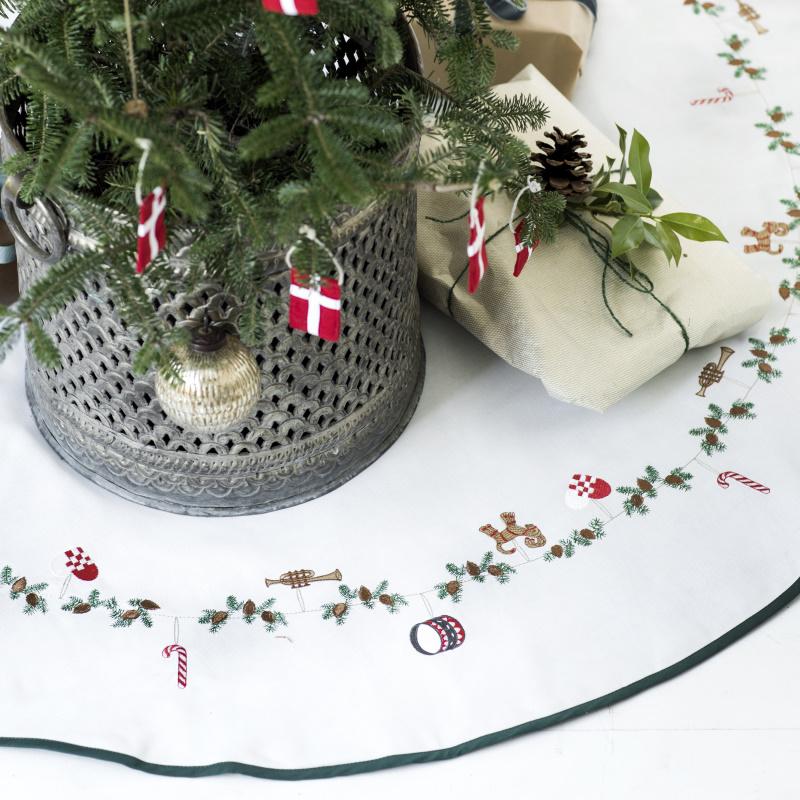 Langkilde & Søn - Juletræstæppe