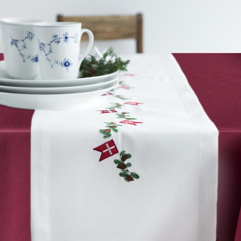 Langkilde & Søn - Juledug og Julebordsløber
