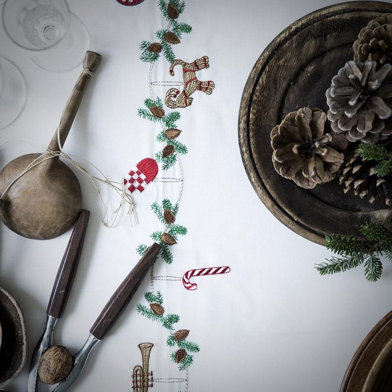 Langkilde & Søn - Juledug