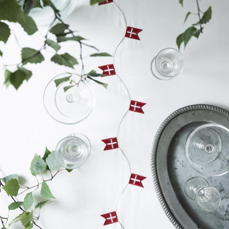 Langkilde & Søn - New Stor Fødselsdagsdug