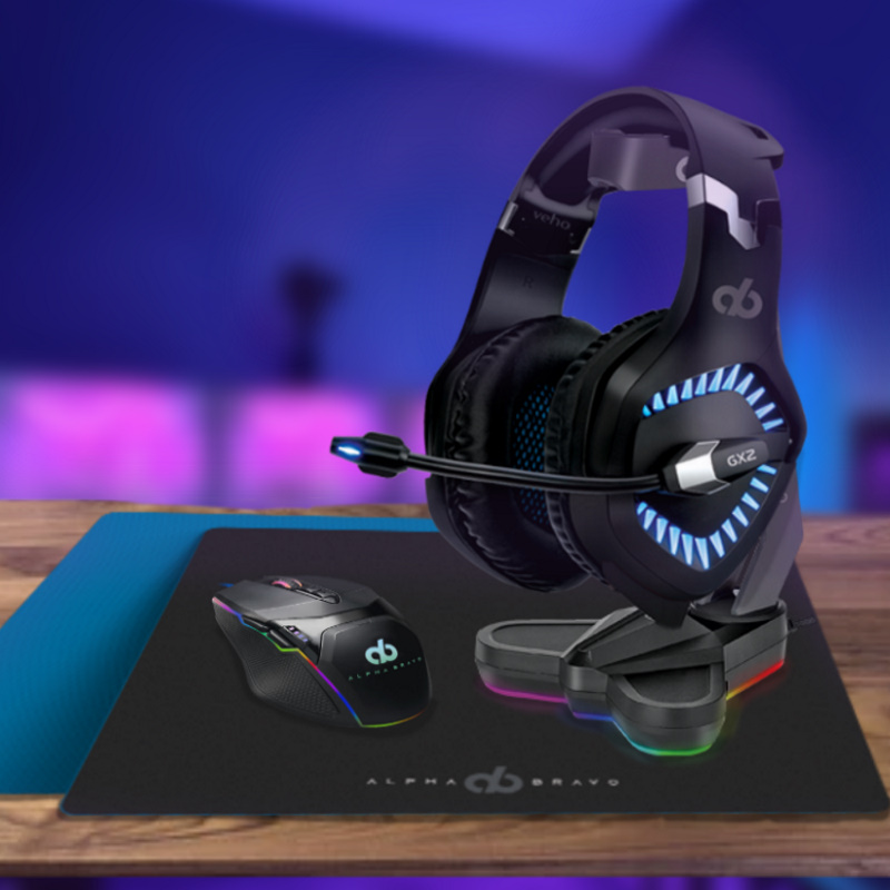 Veho - Ultimative Gaming Pakke