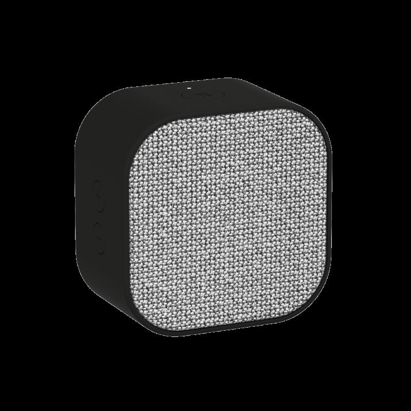 KREAFUNK - aCUBE Bluetooth Højtaler Sort - KFXWT22
