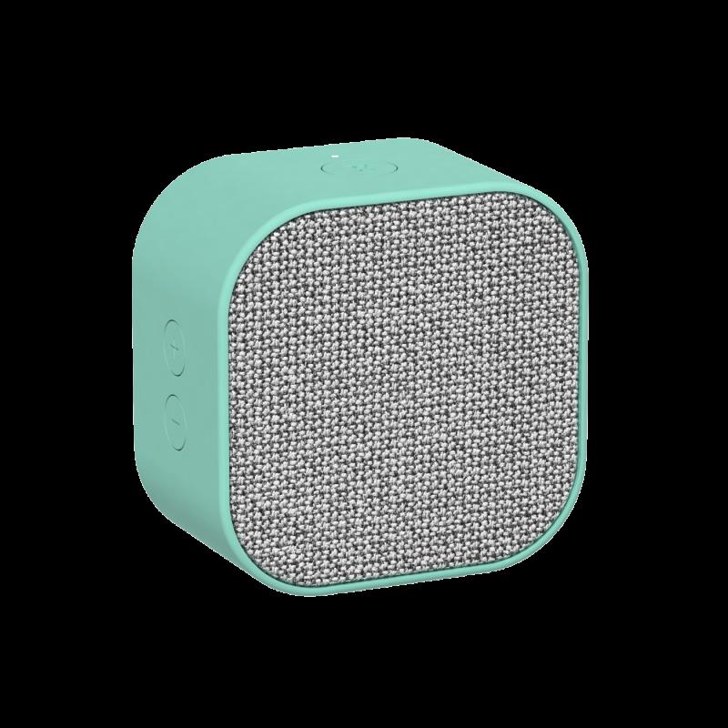 KREAFUNK - aCUBE Bluetooth Højtaler Mint - KFXWT23