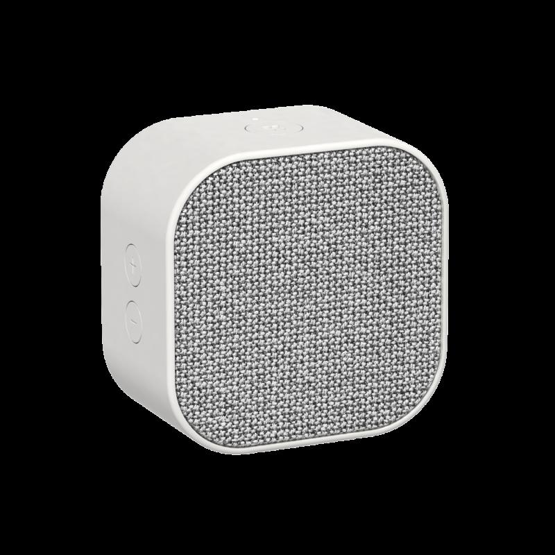 KREAFUNK - aCUBE Bluetooth Højtaler Hvid - KFXWT21