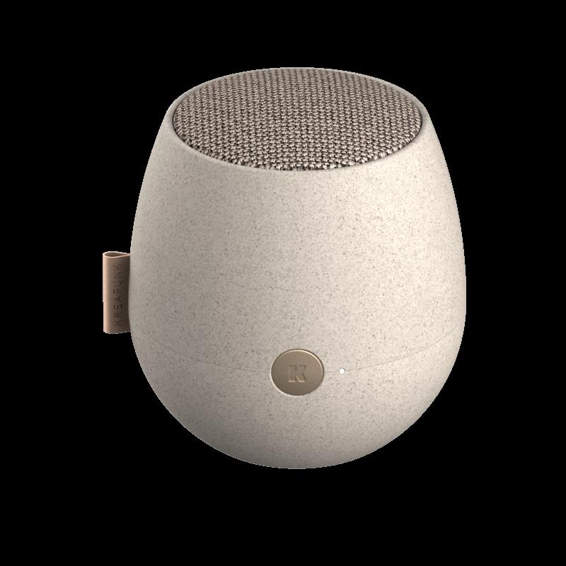 KREAFUNK - aJAZZ QI Bluetooth Højtaler Care - KFXWT67QI