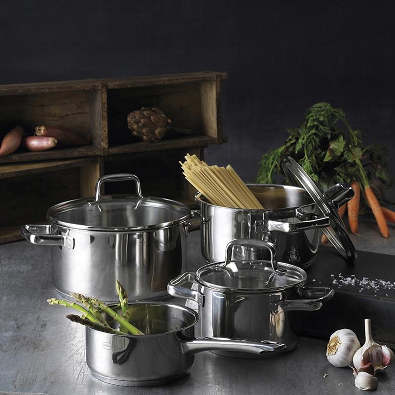 Rösle Gryde- og kasserollesæt