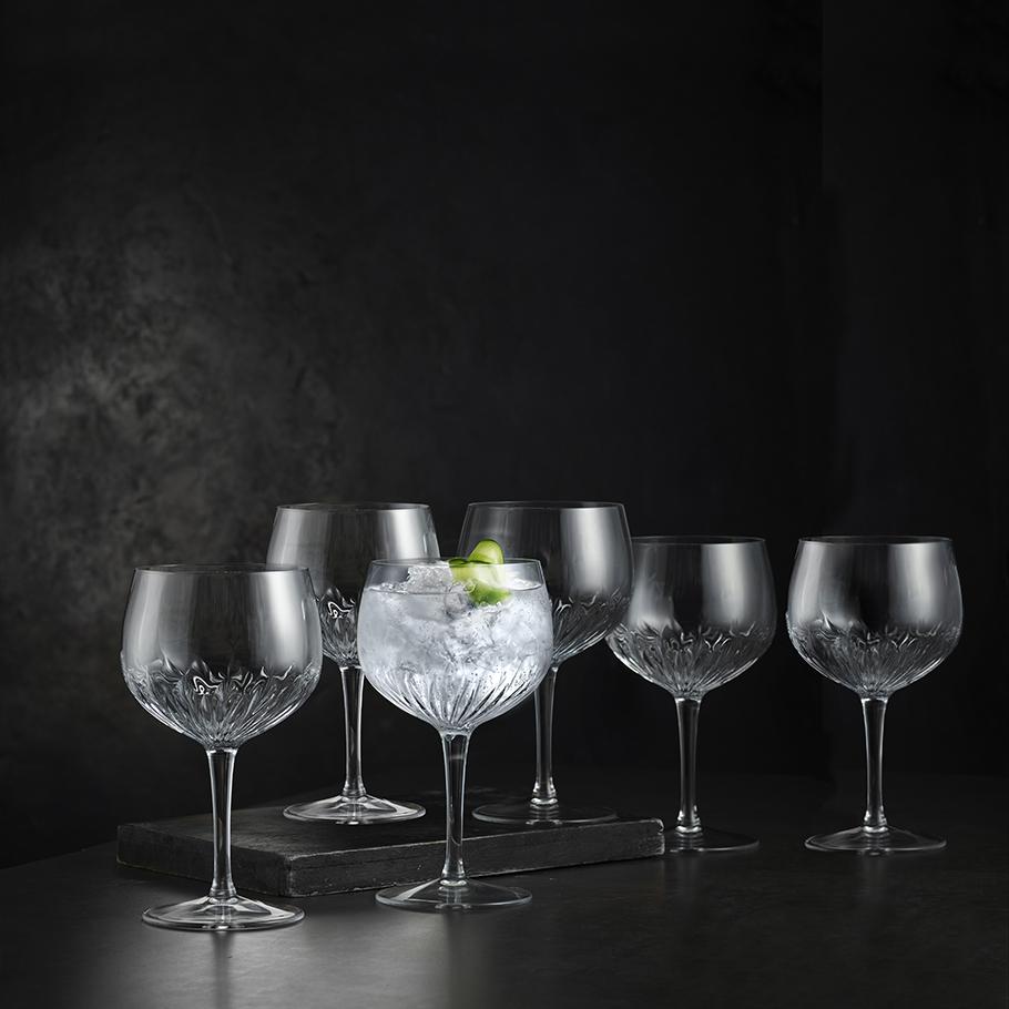 Luigi Bormioli 6 stk. G&T glas