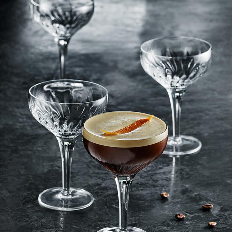Luigi Bormioli 4 stk. cocktailglas