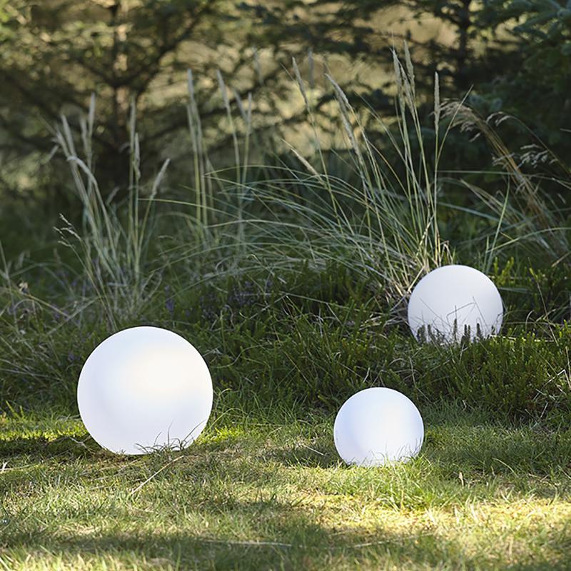 Villa Collection LED solar kugler M+L