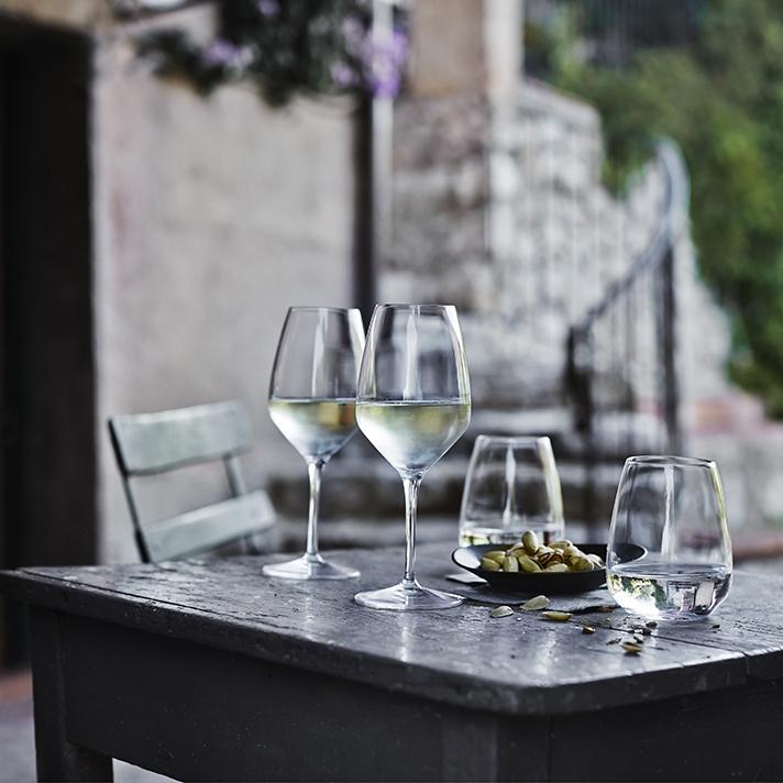 Luigi Bormioli vin- og vandsæt