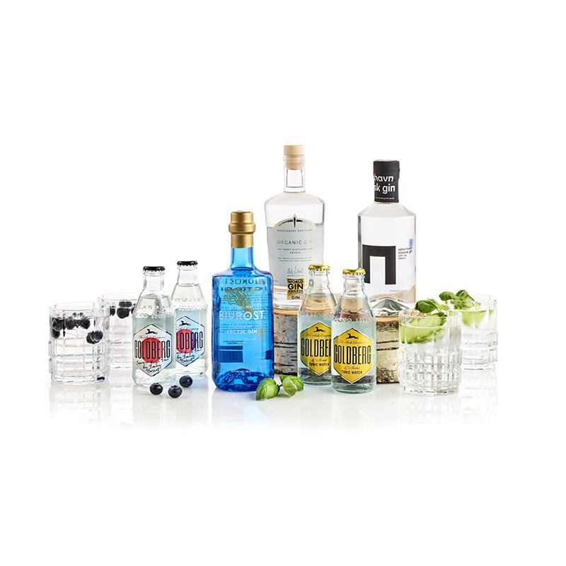 Giga Nordic Gin house pakke