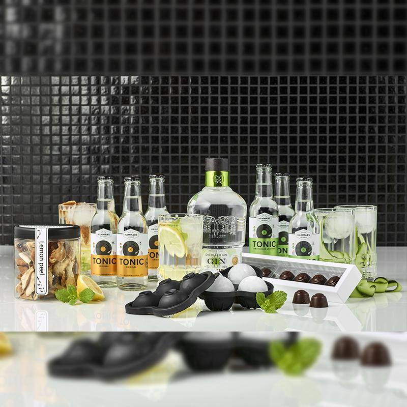 Naud Gin & Tonic samt glas - XL