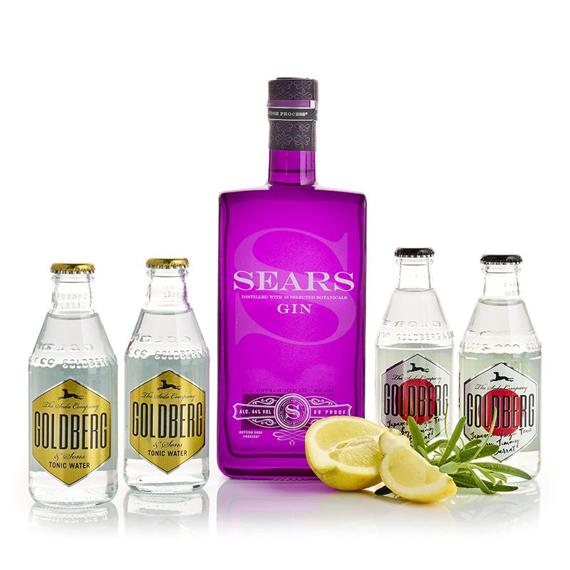 Sears Gin & Tonic