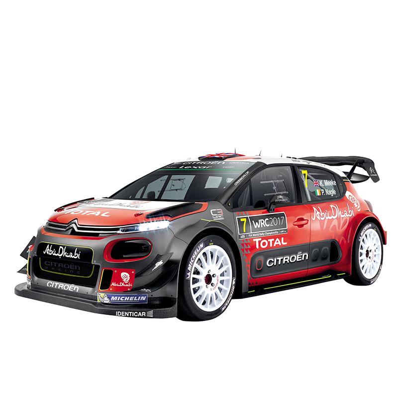Citroen C3 WRC 4 WD