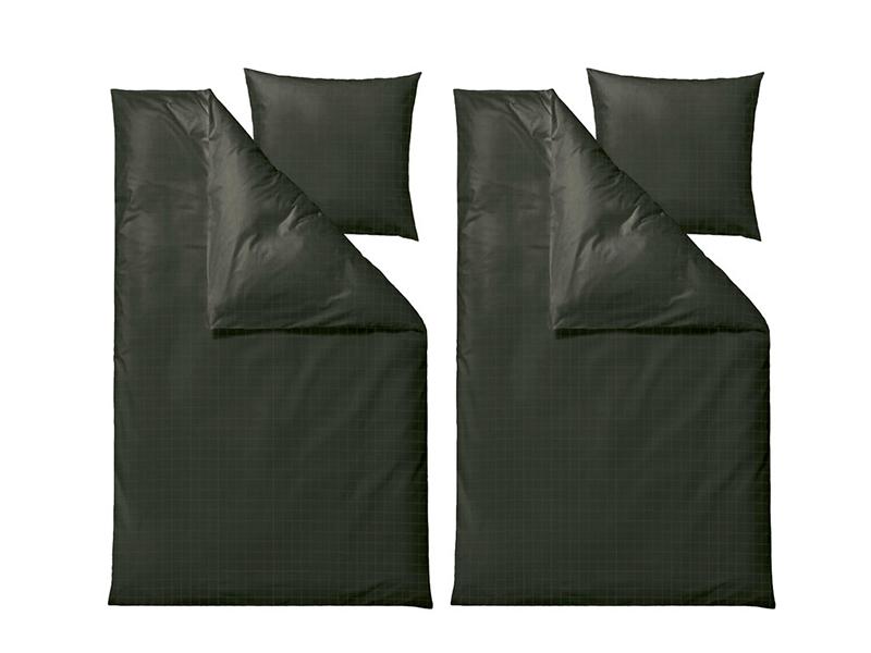 Södahl sengesæt, Clear i flere varianter 220 cm Forest Green - 15856