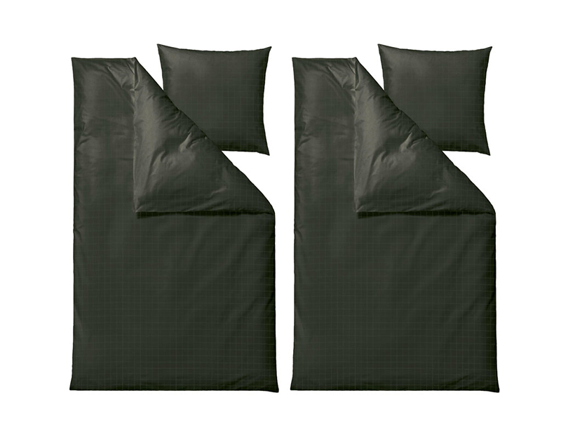 Södahl sengesæt, Clear i flere varianter 200 cm Forest Green - 15855