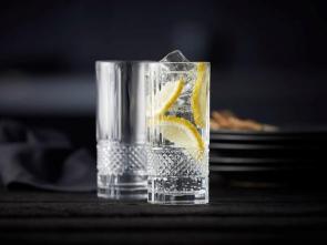 Lyngby Brilliant Highball Glas