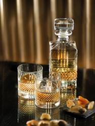 Lyngby Brilliant Whiskey 5 dele