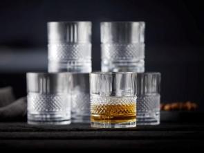 Lyngby Brilliant Whiskey Glas